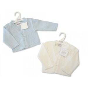 Knitted Baby Boys Cardigan